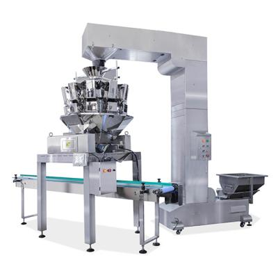 automatic chestnuts packaging machine